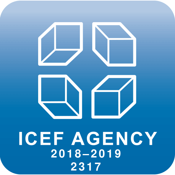 加盟団体 OFFICIAL ICEF AGENCY